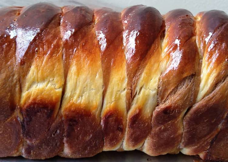 Resep Swirl loaf