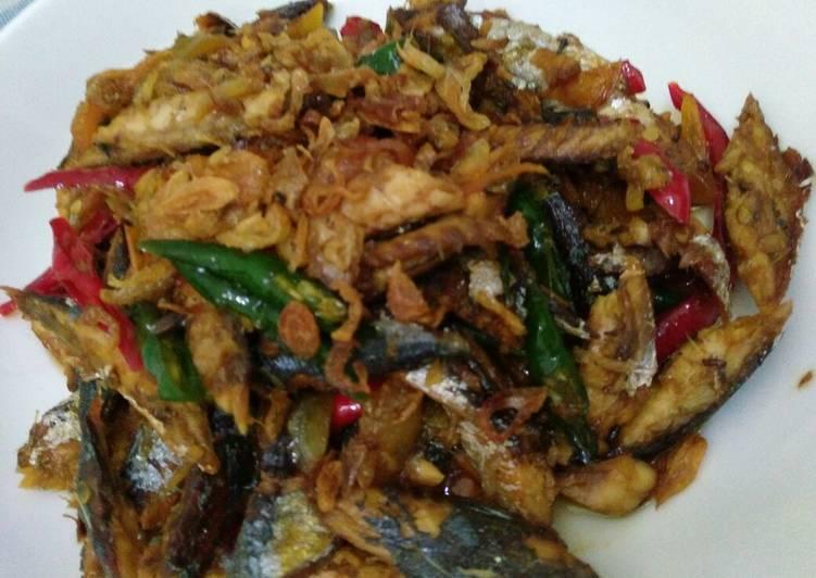 Resep Oseng oseng pindang pedass yummy