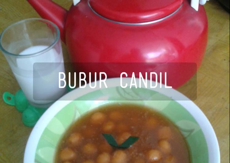 Resep Bubur Candil/Biji Salak #kamismanis