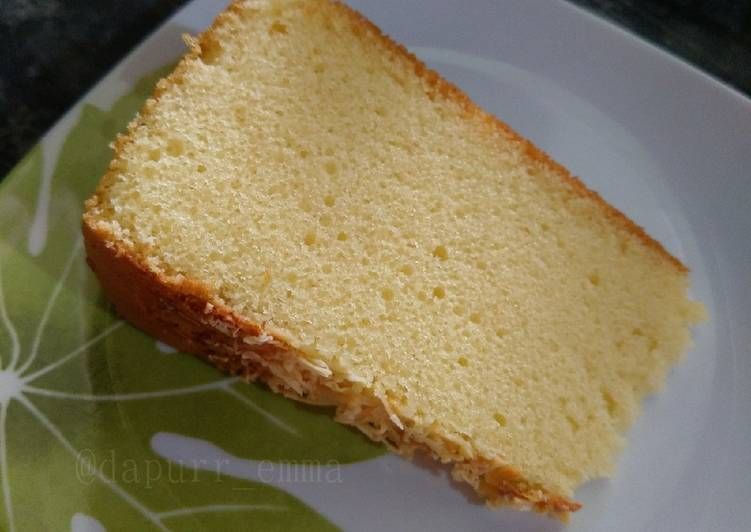 Resep Keju cake