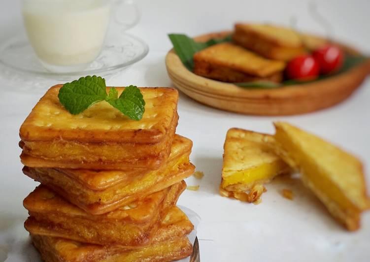 Resep Gabin vla durian