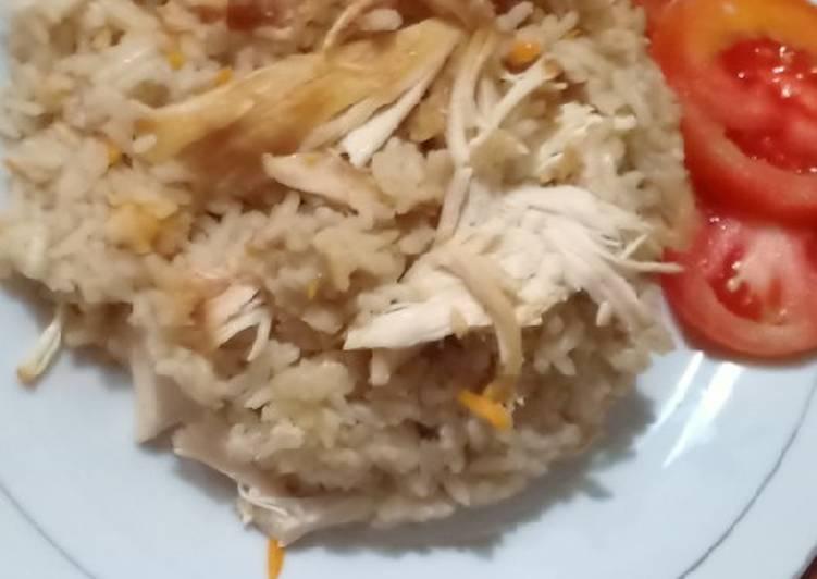 Resep Nasi Ayam KFC