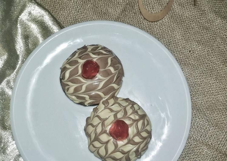 Resep Brownies Batik Kukus