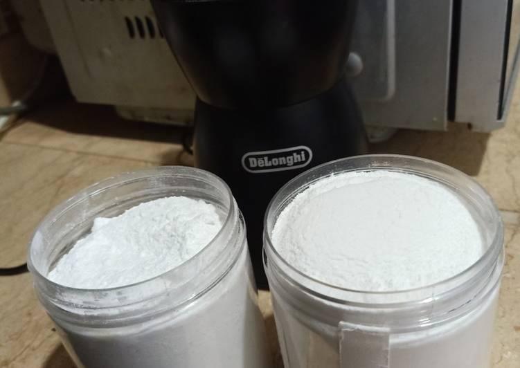 Resep Membuat Gula Kastor (Castor Sugar)