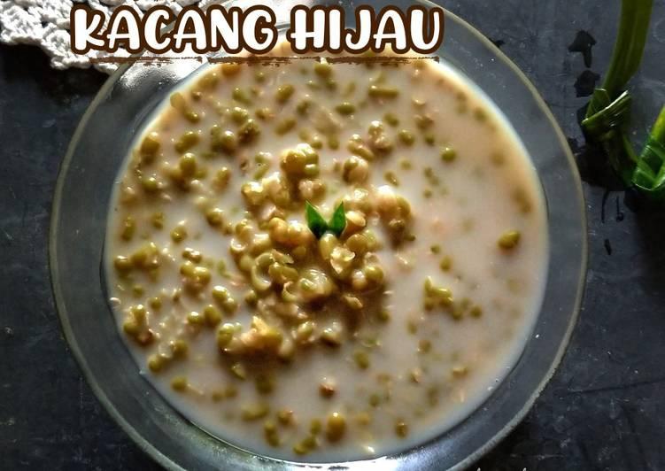 Resep Bubur Kacang Hijau (Metode 5 7)