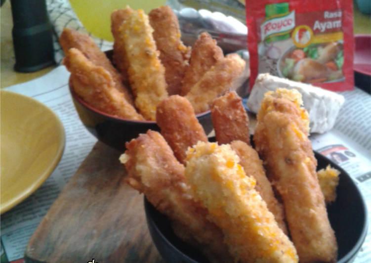 Resep Tempe Fries Crispy #rabubaru