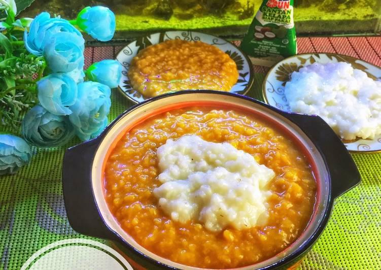 Resep Jenang Abang/ Jenang Sengkolo (Nasi)