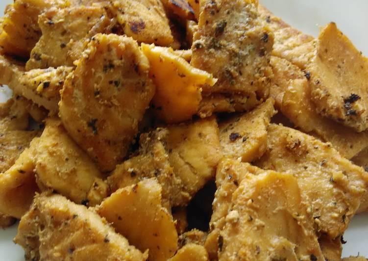 Resep Daging Panggang Oregano