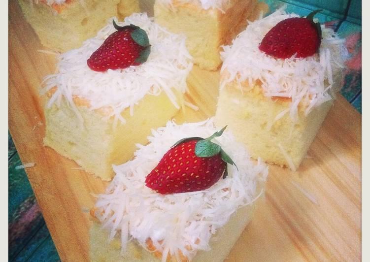 Resep Chiffon Cheese Cake