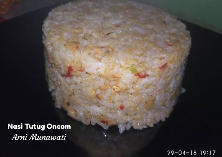 Resep Nasi Tutug Oncom