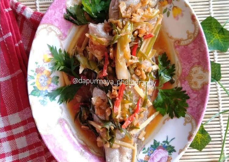 Resep Tim Ikan Kerapu