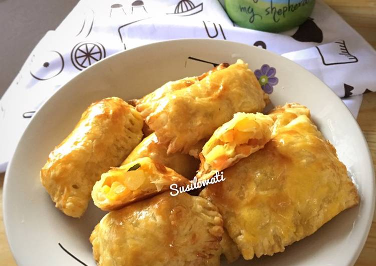 Resep Curry Puff