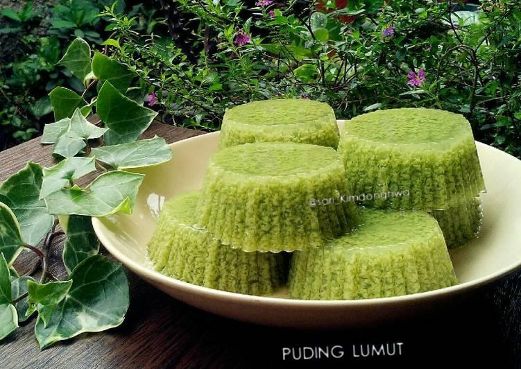 Resep Puding Lumut #Bandung_RecookOchirosi