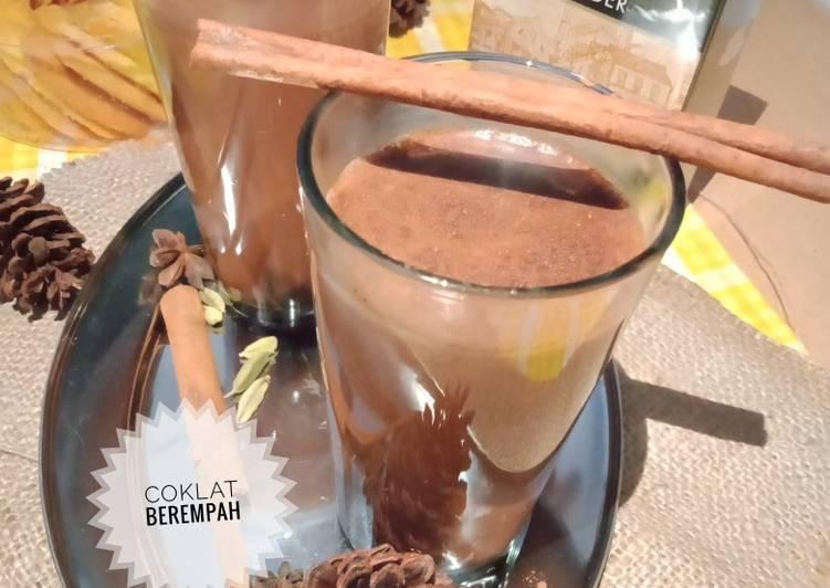 Resep Cokelat Berempah
