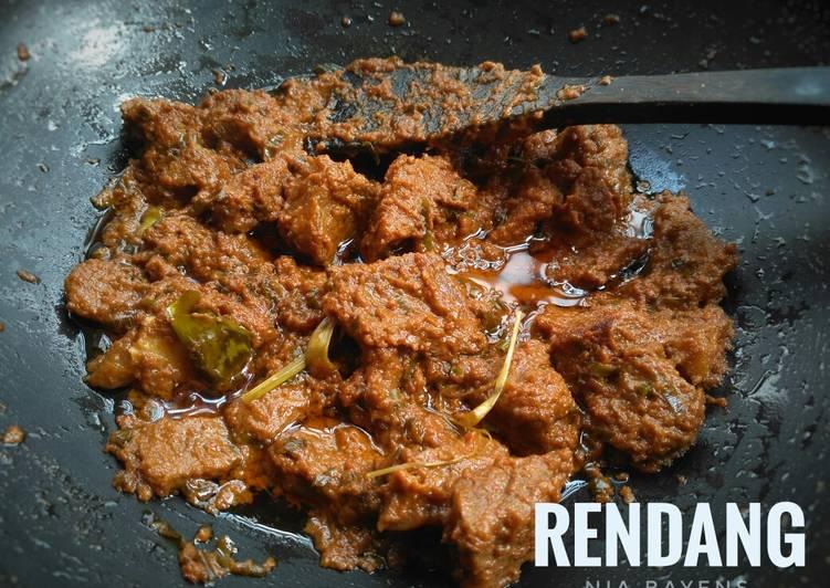 Resep Rendang daging (#prRamadhan_masakbesar)