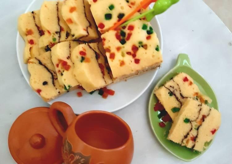 Resep Moscovis Cake (kukus)