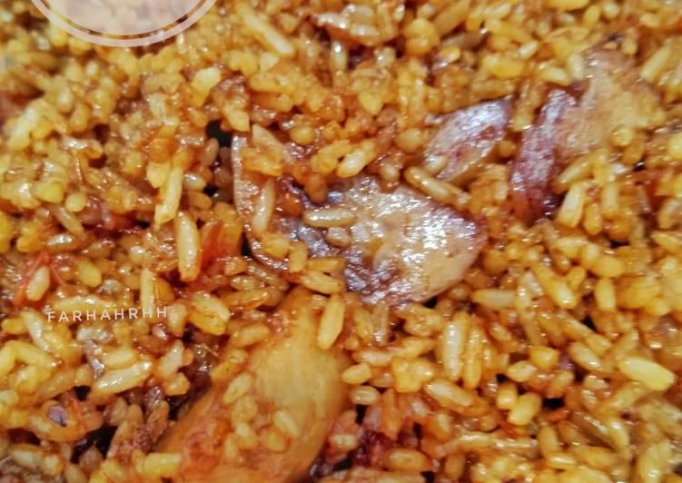Resep Nasi Goreng Sambal Pedas