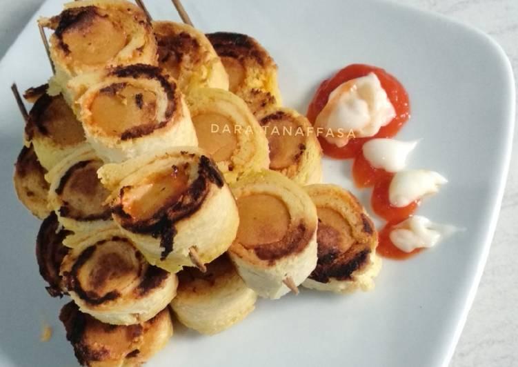 Resep Sapi (Sate-Pizza)