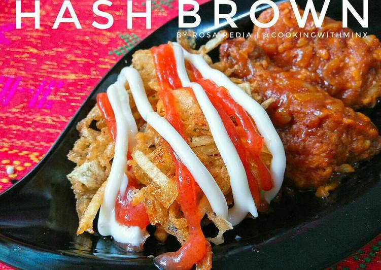 Resep Hash Brown