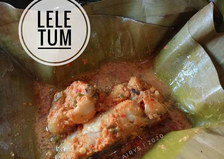 Resep Lele Tum