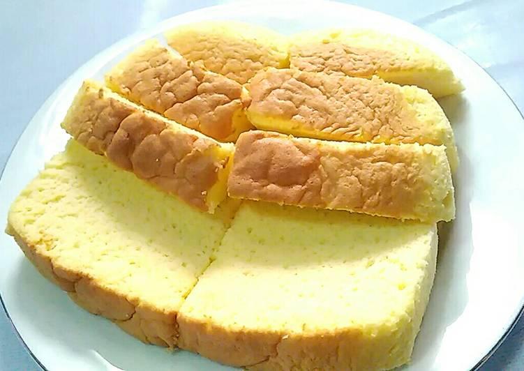 Resep Orange Ogura Cake