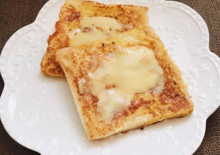 Resep French Toast Praktis #resolusi2#berburucelemekemas