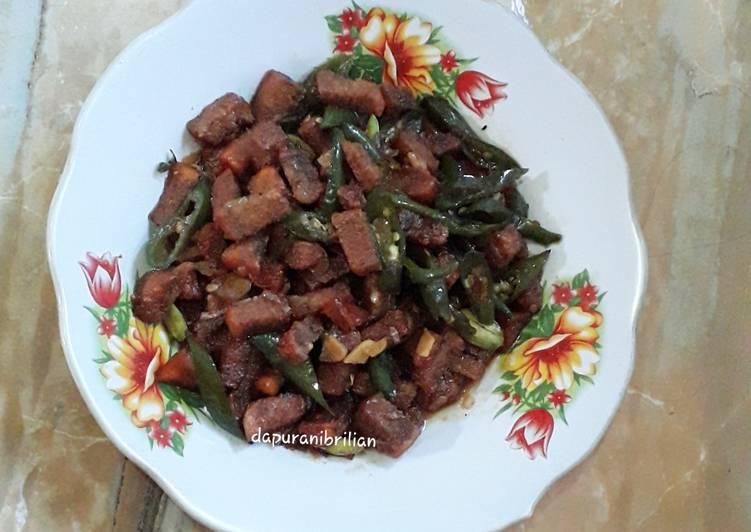 Resep Bistik kw(yumih guampil) resep ibu