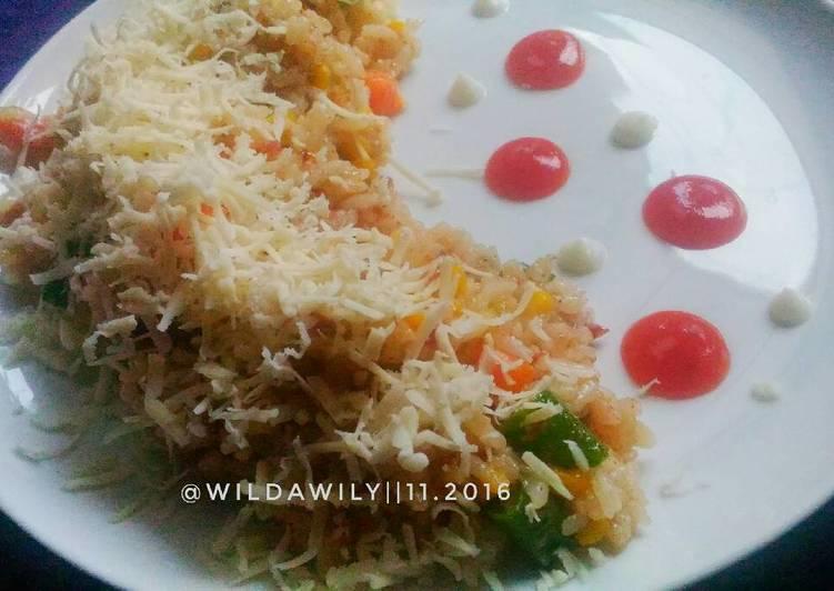 Resep Mix Rice #postingrame2_nasi