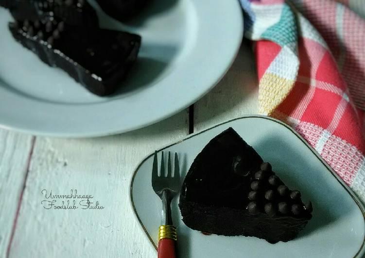 Resep Steamed Chocolate Moist Cake