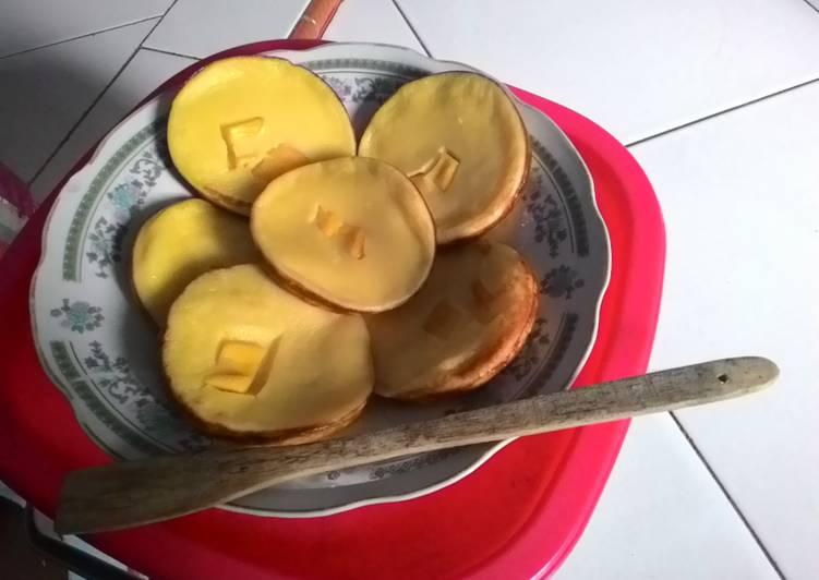 Resep Kue lumpur tanpa kentang praktis