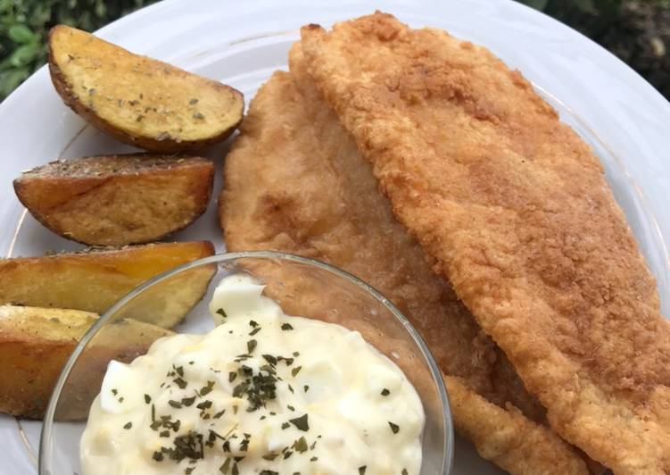 Resep Fish n Chips ala Fish Co