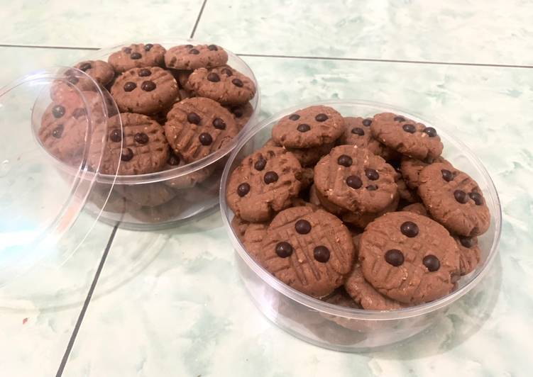 Resep Goodtime Chocochips