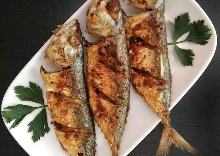 Resep Ikan Kembung Goreng