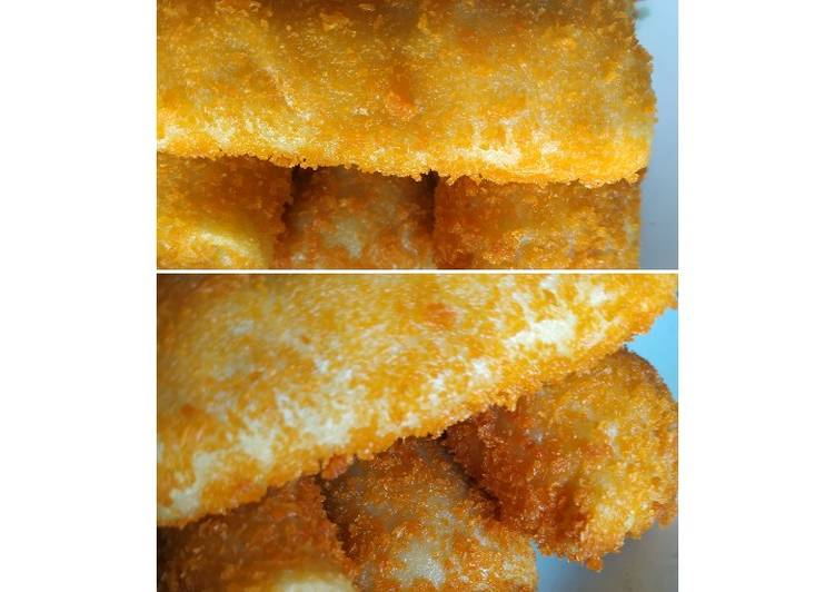 Resep Curry risoles