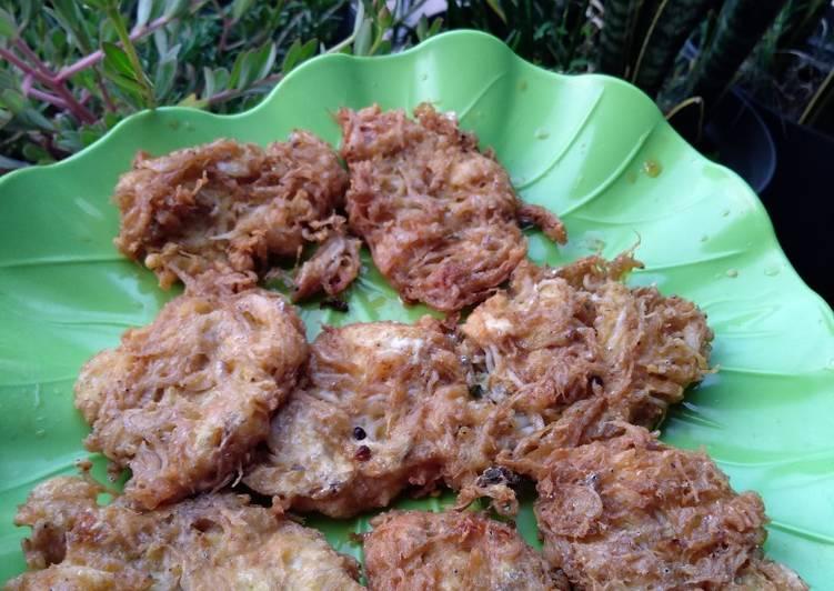Resep Teri nasi goreng