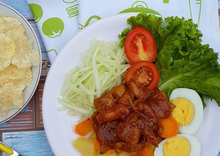 Resep Selada Banjar