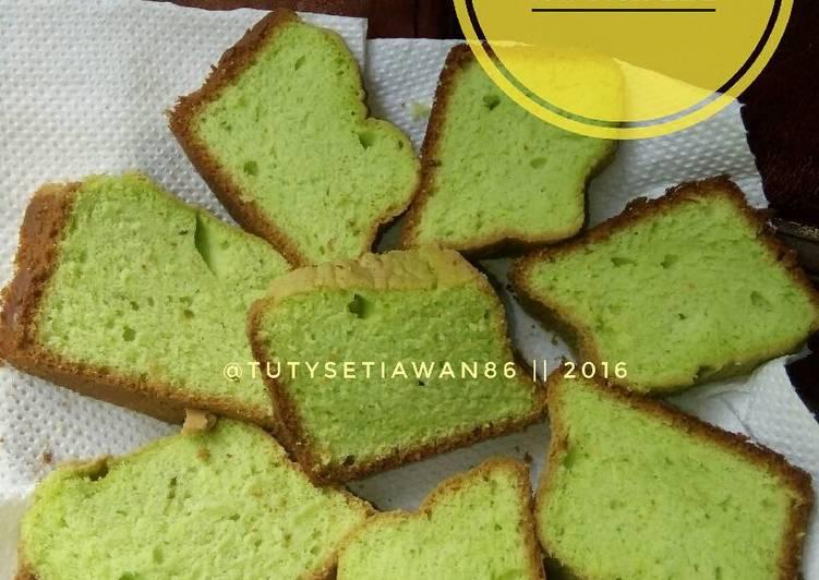 Resep Cake Melon Nutrijell