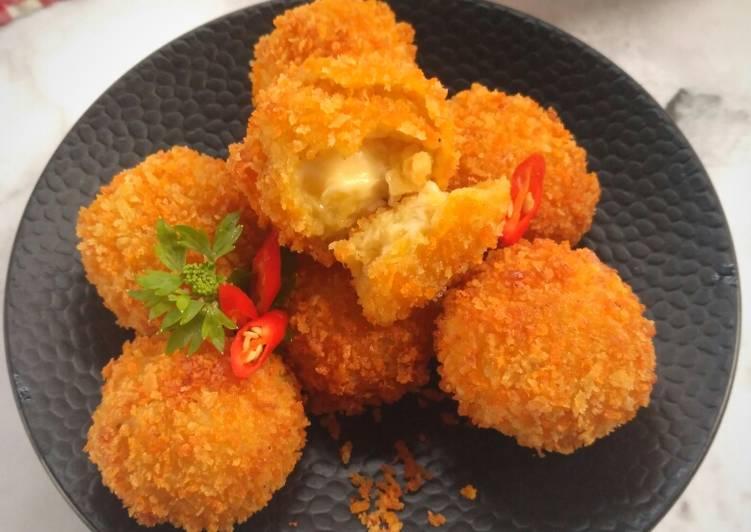 Resep Pom pom potato (#pr_cemilanjamannow)