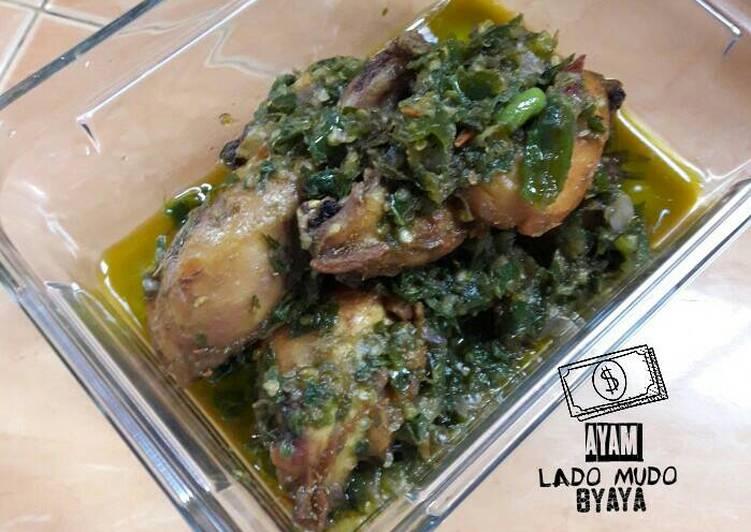 Resep Ayam Lado Mudo