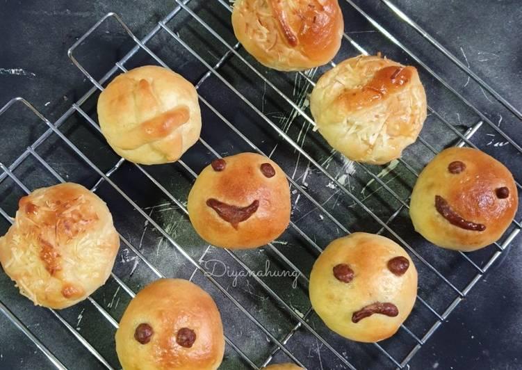 Resep Roti Unyil Manis