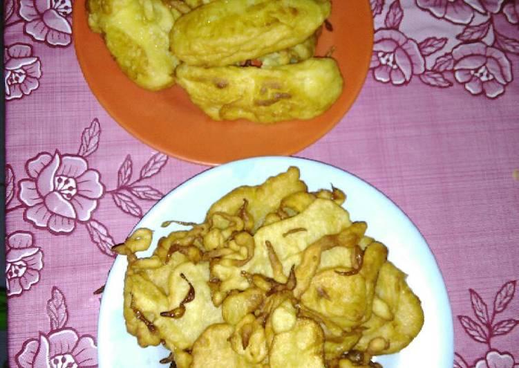 Resep Gedang(pisang) goreng gurih