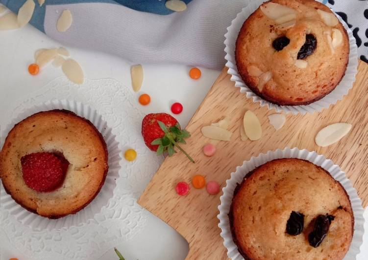 Resep French Financiers
