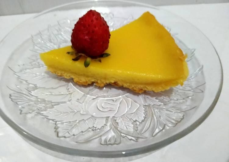 Resep Pie Susu Teflon (yackikuka)