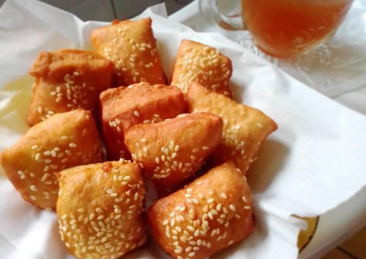 Resep Roti Goreng (Odading)