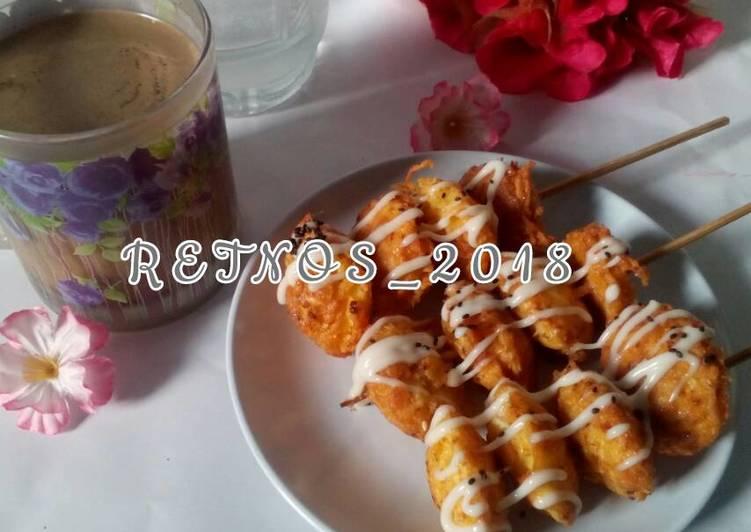 Resep Telur keju goreng (DEBM)