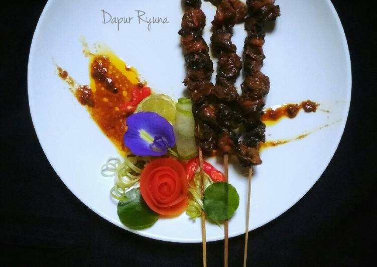 Resep Sate Keong Recommended
