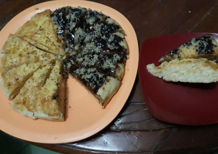 Resep Pizza Bread Kombinasi