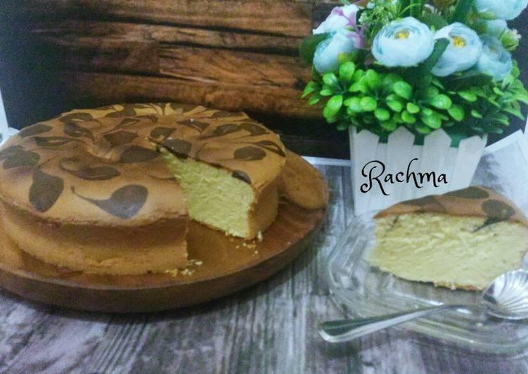 Resep Cake Kecebong