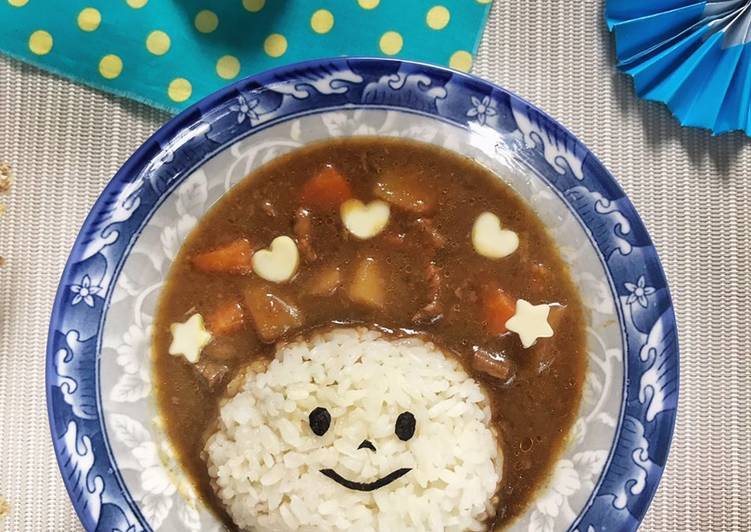 Resep Japanese Beef Curry