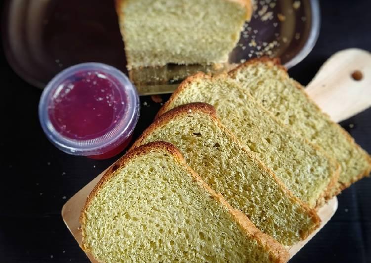 Resep Killer Toast Hokkaido Milk Matcha